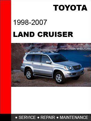 car engine repair manual 1998 toyota land cruiser on board diagnostic system 1998 1999 2000 2001 2002 2003 2004 2005 2006 2007 toyota land cruiser service repair manual cd