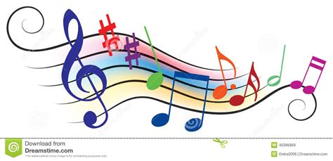 clipart musicali clipart melody pencil and in color clipart
