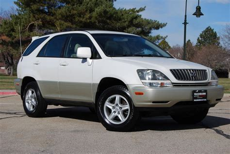 lexus rx300 2000 lexus rx 300 information and photos zombiedrive