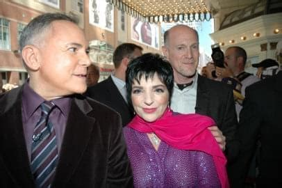 Liza Minnelli Is On Craig by Craig Zaden Liza Minnelli And Neil Meron Liza With A Z