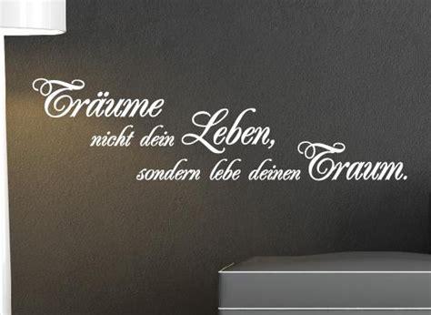 Aufkleber Sprüche by Spr 252 Che Und Zitate F 252 R Die Wand Zitate Spr 252 Che Leben