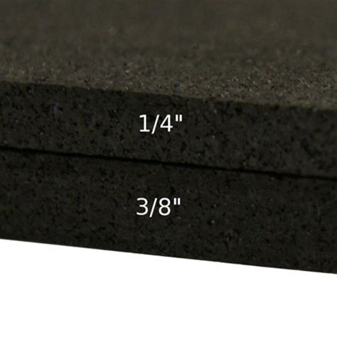 8 X 10 Rubber Mat by Rubber Cal Recycled Floor Mat Black 3 8 Inch X 4 X 10