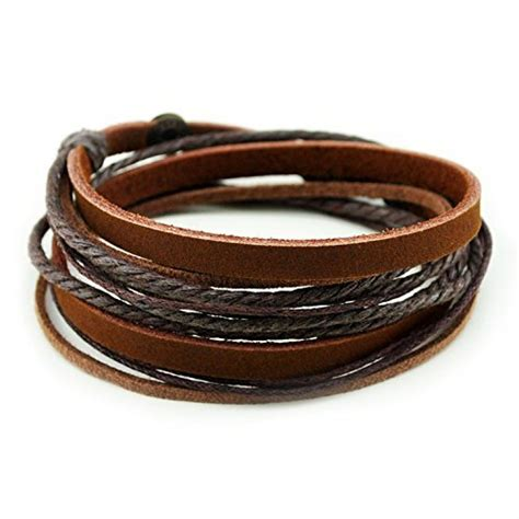 leather cuffs for jewelry leather bracelets