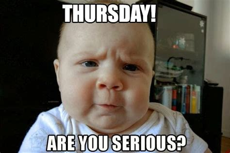U Serious Meme - thursday are you serious pictures photos and images