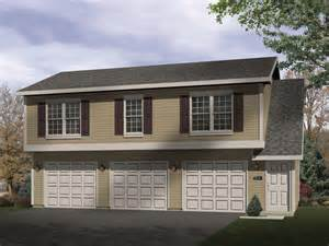 3 Car Garage Apartment Plans Sidney Large Apartment Garage Plan 058d 0137 House Plans