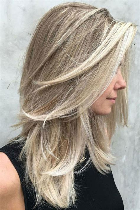 medium haircuts for straight hair pinterest medium length hairstyles we re loving right now southern