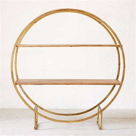 Circle Shelf by Trending Decor With Eyeswoon