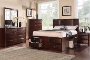 size charleston 6 bed drawers modern platform bed