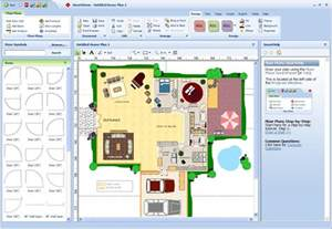 Floor Plans Design Software by Smartdraw Floor Plan Free Floor Plan Design Software