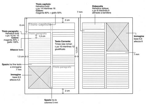 gabbia tipografica gabbie di layout classroom news
