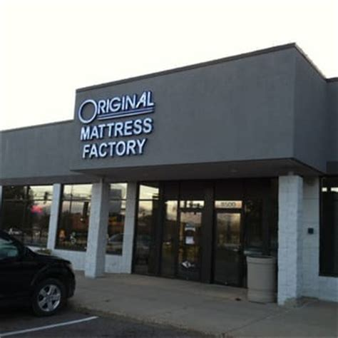 Original Mattress Factory Reviews by The Original Mattress Factory 11 Photos Mattresses 8500 Springbrook Dr Nw Coon Rapids Mn