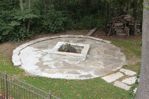 flagstone pit flagstone pit outdoors