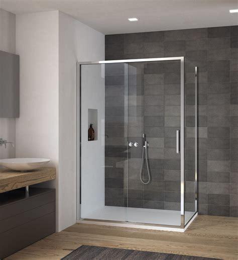 doccia angolo cabina doccia angolare con anta scorrevole arbatax