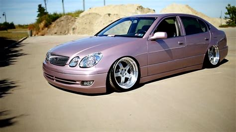 lexus vip miss chane s vip lexus gs 300 is awesome autoevolution