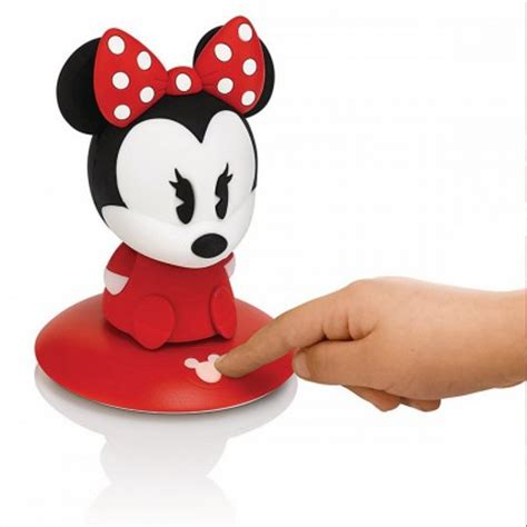 Minnie Mouse Light by Minnie Mouse Softpal Light Giftideas Co Uk