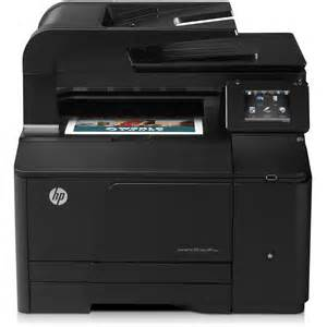hp laser color printer hp laserjet pro 200 color m276nw a4 colour multifunction