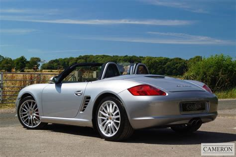 Porsche Boxster Rs by Used Porsche Boxster Rs 60 Spyder 2008 Cameron Sports