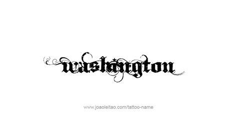 Washington State Search By Name Washington Usa State Name Designs Tattoos With Names