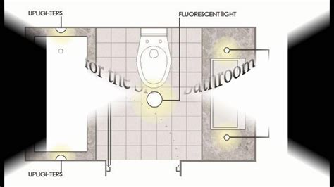 recessed lighting in bathroom placement bathroom lighting options breviouslighting com youtube