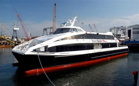 party boat vancouver bc buckle up proposed nanaimo fast ferry can travel at 41 knots
