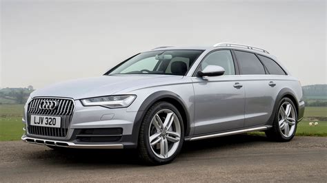 Audi A 6 Kombi by 2017 Audi A6 Avant Review