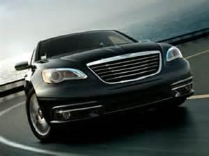 Chrysler 200 Limited Specs 2014 Chrysler 200 Limited 4dr Sedan Specifications