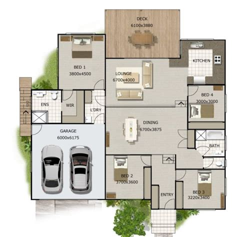 australian split level house plans split level 4 bedroom australian house design new homes