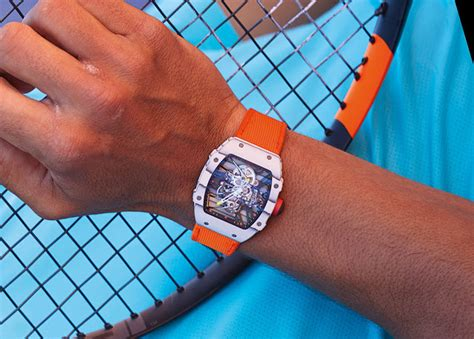 Jam Tangan Rm35 01 Rafa Skeleton introducing rafael nadal s new richard mille wristwatch
