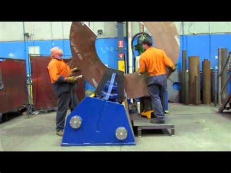 Sectional Flight Forming Machine by How To Form Even The Most Difficult Sectional