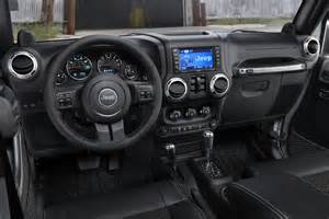 Jeep Inside New Jeep Wrangler Call Of Duty Mw3 Edition