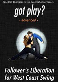 learn west coast swing danceflix rent instructional dance dvds learn how to