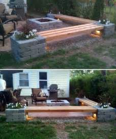deck planter bench planter bench deck benches seating to wooden