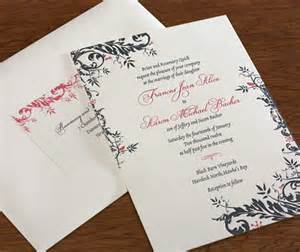 how to address wedding invitations with a guest address labels for wedding invitation envelopes