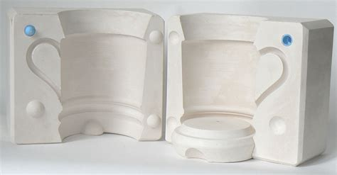 ceramic mug molds standard vertically split moulds cpceramics