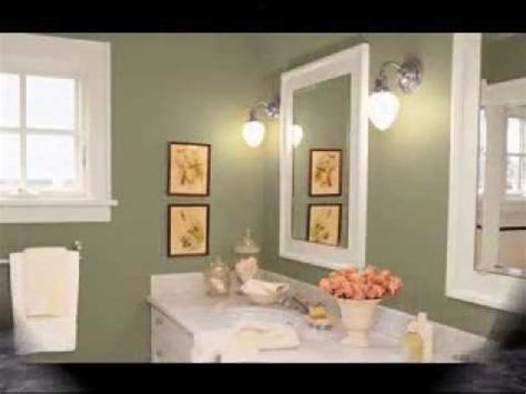 cool colors for bathrooms cool bathroom wall color ideas youtube