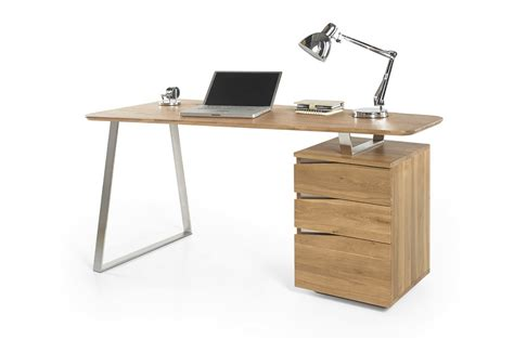 bureau d ordinateur bureau d ordinateur en bois massif novomeuble