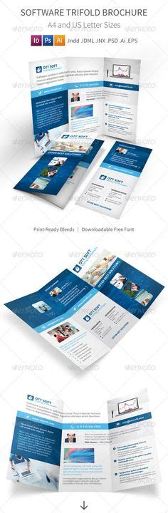 brochure templates for photoshop elements free datasheet template by stocklayouts proyectos que