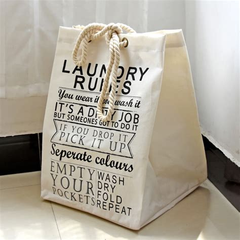 canvas laundry popular canvas laundry tote buy cheap canvas laundry tote