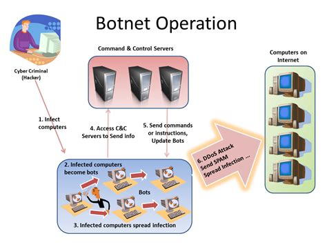 tutorial zombie ddos attack botnet explained explo