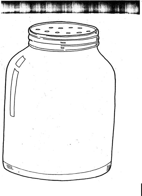 Bug Jar Coloring Page free coloring pages of bug jar