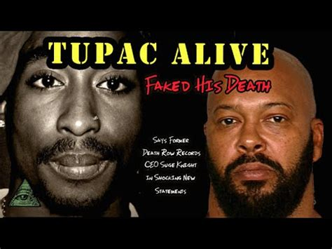 Tupac Records Tupac Is Still Alive And Faked His Says Suge