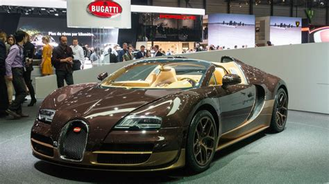 top luxury sports cars at geneva motor show 1 chinadaily