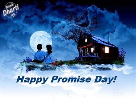 promise day week happy promise day punjabidharti