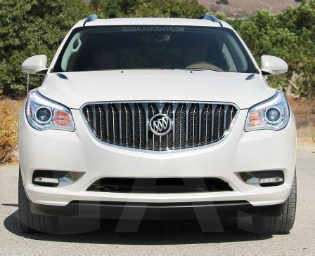 buick enclave accessories 2011 buick enclave chrome accessories autos weblog