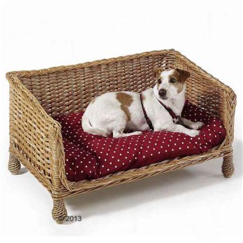 divanetto vimini divanetto aum 252 ller in vimini per cani