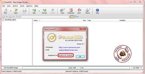 how to make poweriso full version power iso 5 7 full version with keygen and crack free