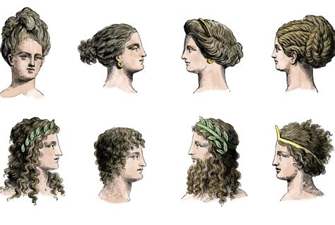 greek boy haircut ancient greek hairstyles of women and men e1441482501123