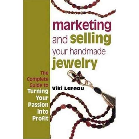 How To Sell Handmade Jewelry To Stores - marketing and selling your handmade jewelry
