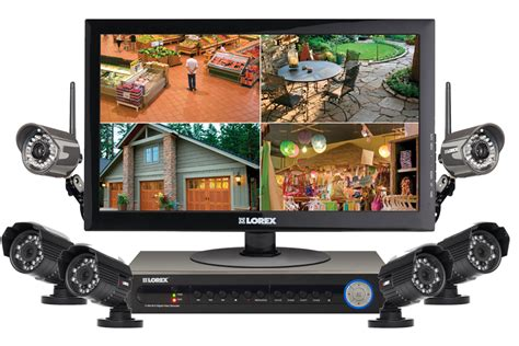 home surveillance systems on system review