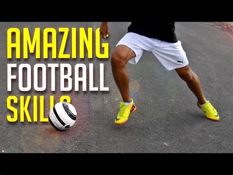 Tutorial Skill Football Easy | soccer skills 2015 learn top 4 easy effective